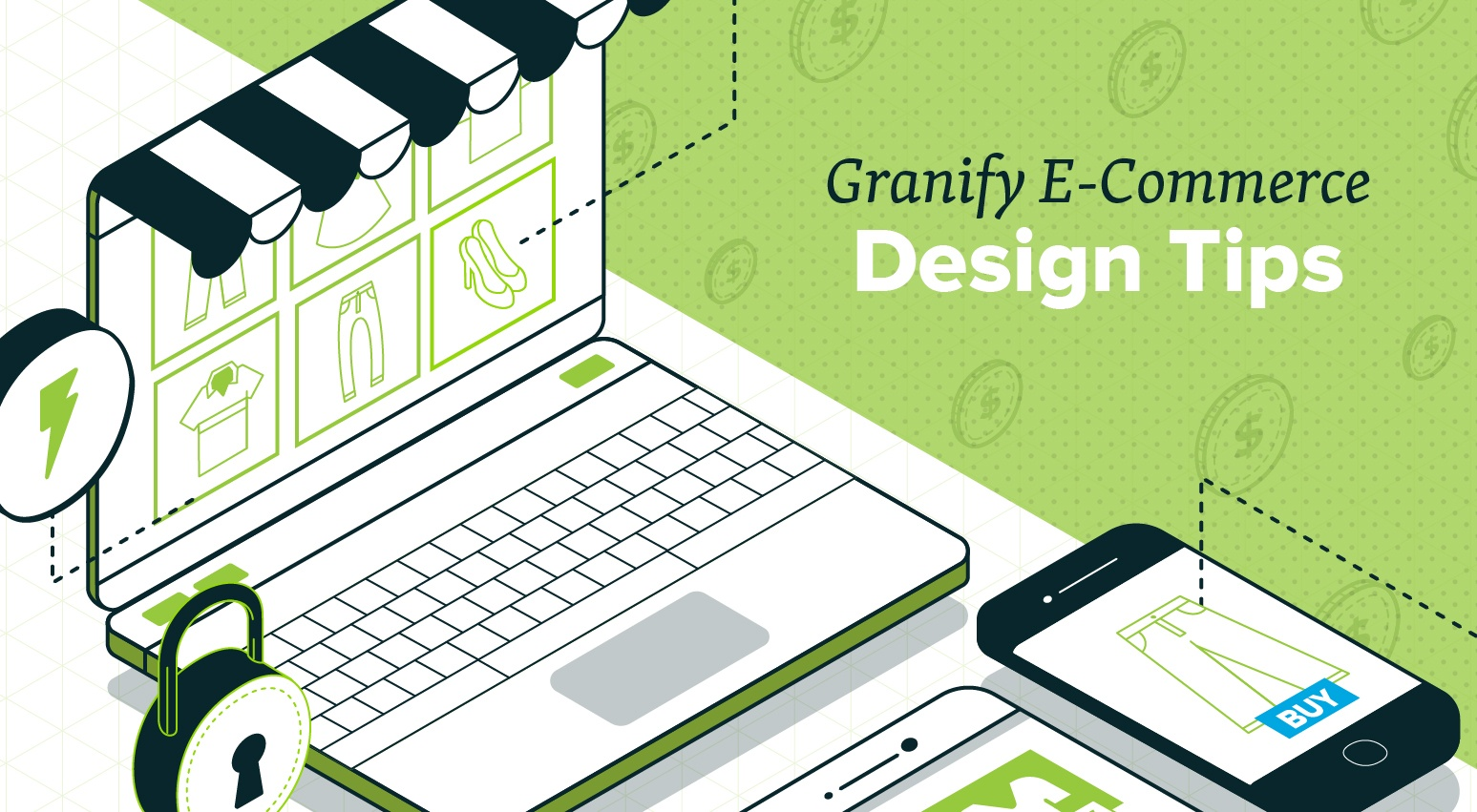 Granify Ecommerce Design Tips - Background Image