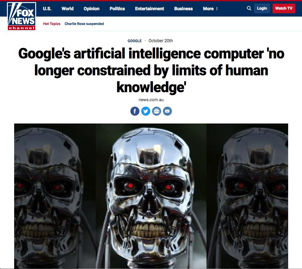 Fox News Terminator Image